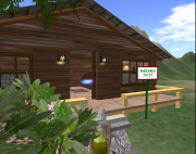 Chalet to let